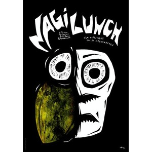 Naked Lunch, Polish Poster