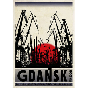 Gdansk - Shipyard, Polish...