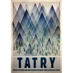 Tatry, Plakat Promocyjny...