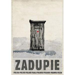 Zadupie, Polish Poster,...
