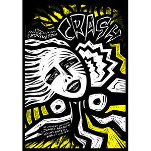 Crash, plakat filmowy