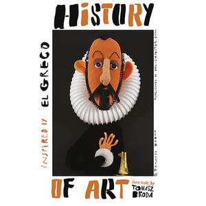 Plakat El Greco według...