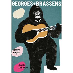 Georges Brassens śpiewa...