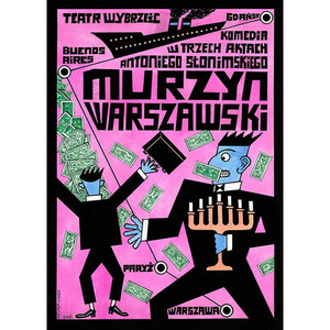 Warsaw Negro, Polish...