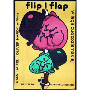Flip i Flap w Legii...