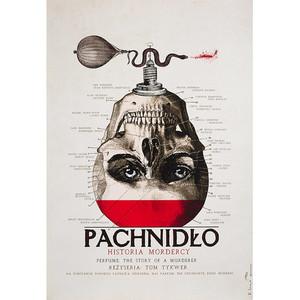 Pachnidło, plakat filmowy,...