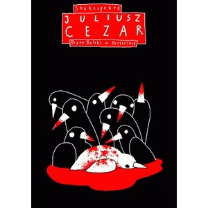 Juliusz Cezar, Plakat...