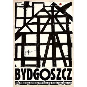 Bydgoszcz, plakat z serii...