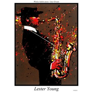 Lester Young, plakat z...