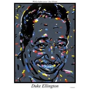 Duke Ellington, plakat z...