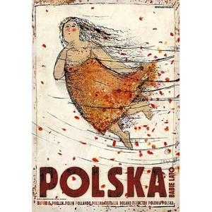 Polska, Babie lato, Plakat...