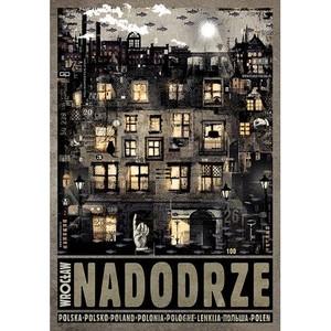 Nadodrze - Wrocław, plakat...
