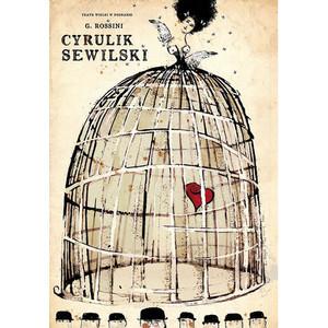 Cyrulik Sewilski, Plakat...
