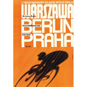 27 Wyścig Pokoju, 1974...