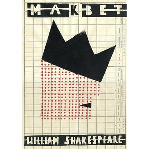 Macbeth, Polish Poster by...