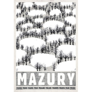 Masuria - Winter, Polish...