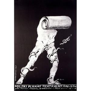 Polski Plakat Teatralny...