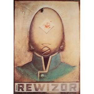 Rewizor, Gogol, Polish...