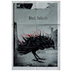 Black Sabbath, Poster by...