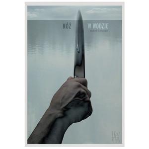 Nóż w wodzie, Plakat, Jacek...