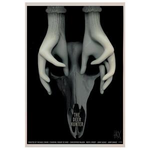 The Deer Hunter, Plakat,...