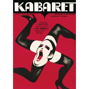 Kabaret, Plakat filmowy,...