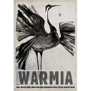 Warmia, Polish Poster by...