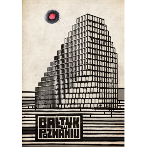 Baltyk in Poznan, Poster by...