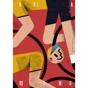 Cycling, Sport Poster by...