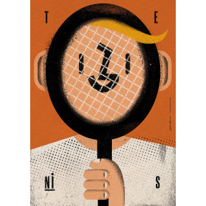 Tennis, Sport Poster by...