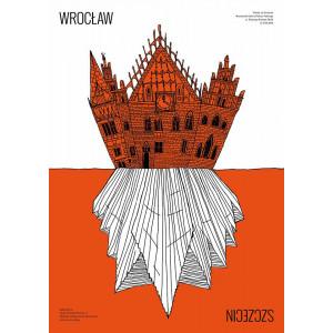 Wrocław-Szczecin, plakat,...