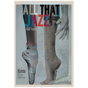 All That Jazz, plakat...