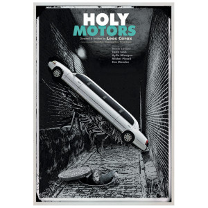Holy Motors, plakat...