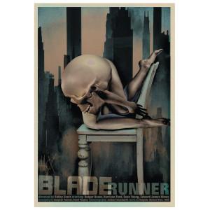 Blade Runner, Film Poster...