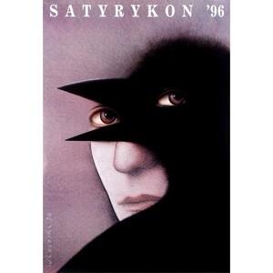 Satyrykon 96, Polish Poster