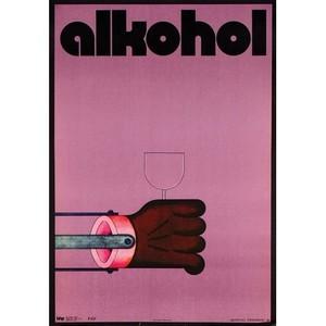 Alcohol, Polish Social Poster