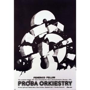 Prova d'orchestra, Fellini,...