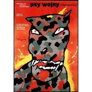 Dogs of War, The, Polish...