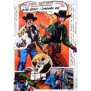 Butch Cassidy i Sundance...