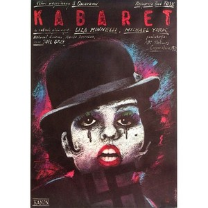 Cabaret, Bob Fosse, Polish...