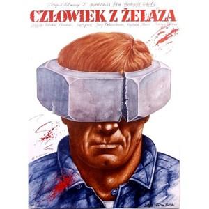 Man of Iron, Polish Movie...