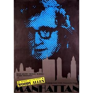 Manhattan, Polish Movie Poster