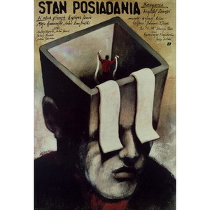 Inventory, Polish Movie Poster
