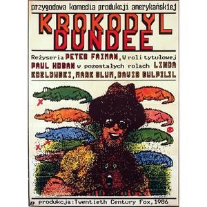 Crocodile Dundee, Polish...