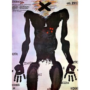 Missing, Polish Movie Poster