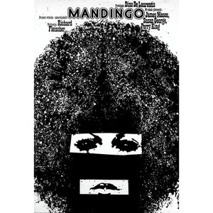 Mandingo, Polish Movie Poster