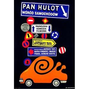 Trafic - Jacques Tati,...