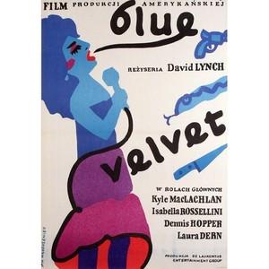 Blue Velvet - David Lynch,...
