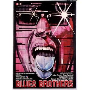 Blues Brothers, polski...