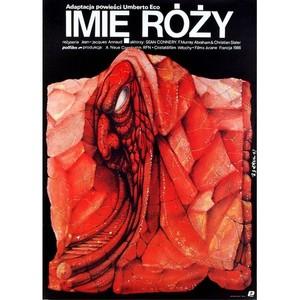 Name of The Rose, Polish...